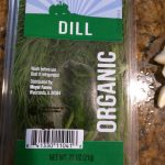 Organic dill from Fresh Thyme
